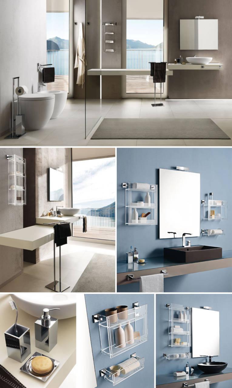 Accessori Bagno Tl Bath : Accessori bagno tl bath serie star maro ceramiche