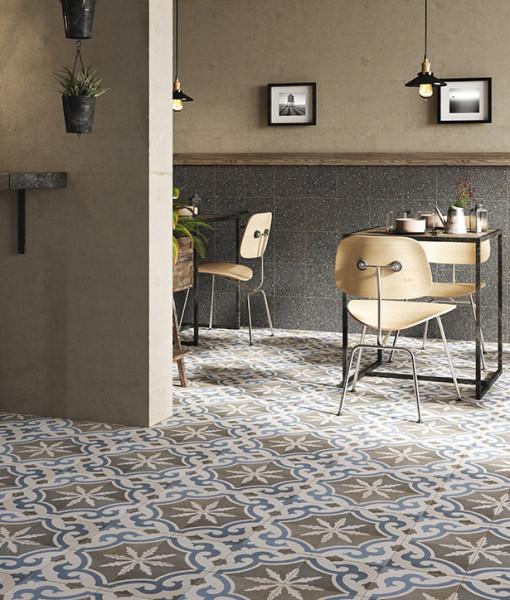 Pavimenti-ceramica-Fioranese_Cementine-Retrò_Retrò_2_Nero1