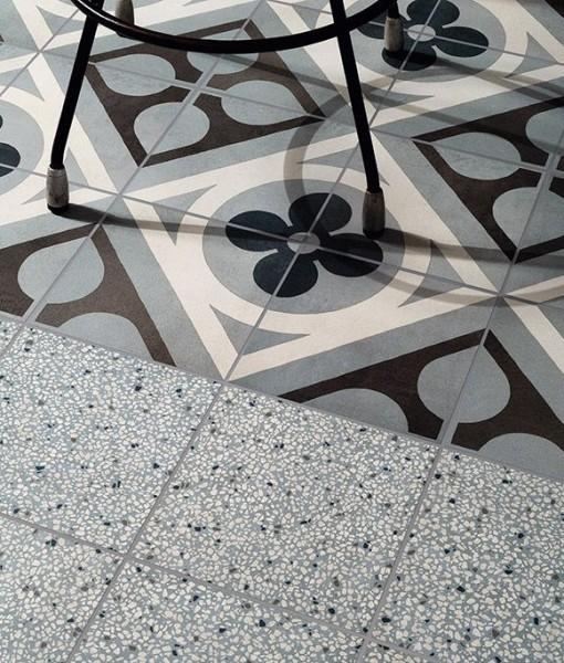 Piastrelle-interni_Ceramica-Fioranese_Cementine_Retro_AzzurroRetro_1-1024x683
